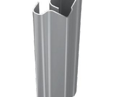 Profil zvislý OC MONTREAL 2,75 m, výplň 4 mm - bronz