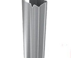 Profil zvislý OC HALIFAX 2,75 m, LDTD 10 mm - striebro