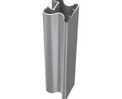 Profil zvislý AL QUEBEC, 5,5 m - striebro