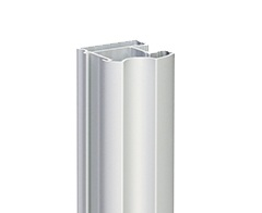Profil zvislý AL DELHI 2 YELLOW , 31,7 x 33,3 x 2700 mm - strieborná - ks