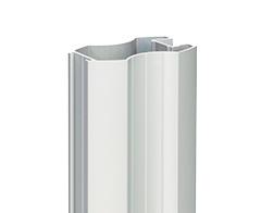 Profil zvislý AL ORLEANS YELLOW , 50 x 32 x 2700 mm - strieborná - ks