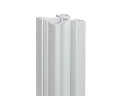 Profil zvislý AL SYDNEY YELLOW , 32 x 33,2 x 2700 mm - strieborná - ks