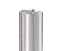 Profil zvislý AL BERLIN 2  , 31 x 32 x 5300 mm - koňak - ks