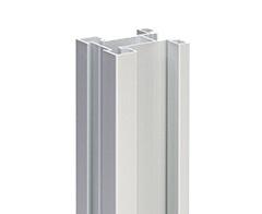 Profil zvislý AL ROME , 35 x 32 x 5300 mm - strieborná - ks