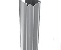 Profil zvislý KYJEV, 4mm , 2,75 m - čierna